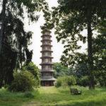 Pagoda View, Kew, 2004, chromogenic print, 96.52 x 121.96 cm.