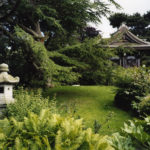 Japanese Landscape, Garden of Peace (with lantern), Kew, 2007, chromogenic print, 91 x 121.5 cm.