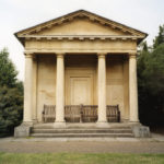King William's Temple, Kew, 2004, chromogenic print, 121.92 x 172.72 cm.