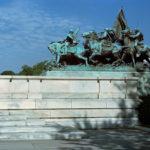 Ulysses S. Grant Memorial, 2008-12, 76.2 x 96.5 cm.