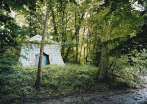 The Tartar Tent, Le Désert de Retz, 2004, chromogenic print, 30 x 40 in.