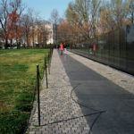The Vietnam Veterans Memorial, 2008-12, 45.7 x 58.42 cm