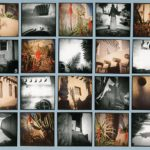 Our Lady of Mount Carmel, 1995, 20 gelatin silver & chromogenic prints, 68 in. x 84 in.
