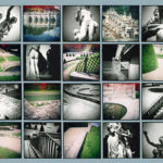 St-Cloud II, 1999, 20 gelatin silver & chromogenic prints, 68 in. x 84 in.