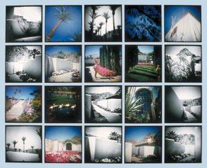 Desert Spring, 1992, 20 gelatin silver & chromogenic prints, 68 in. x 84 in.