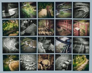 Jardin Albert Kahn, 1998, 20 gelatin silver & chromogenic prints, 68 in. x 84 in.